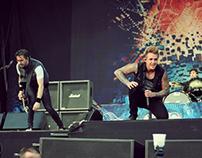 Papa Roach, Volt festival 2013