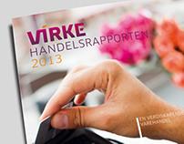 VIRKE Handelsrapporten 2013