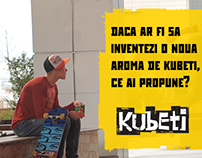 Kubeti New Flavour Facebook Contest