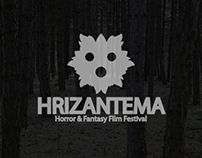 Horror Film Festival Logo