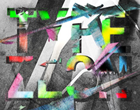 Design A Day: Photoshop Experiments – Typography