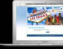 Web Campaign Landing Pages