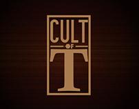 Cult of T - Green Tea Repackaging