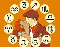 Zodiac Kiss