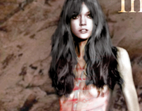 """THE BOOK OF IMAGINARY BEINGS """"LILITH"""""""