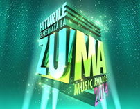 ZUMA (ZU Music Awards) Visual Identity & GFX Package