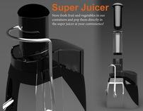 Sharper Image Super Juicer