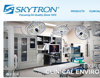 Skytron Website