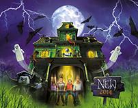 LEGOLAND - Haunted House