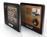 Sharper Image Digital Cook Book