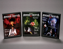 Horror Theater DVD