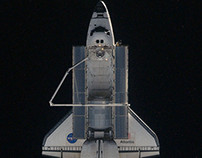 Interactive Editorial :: NASA Shuttle