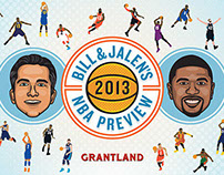 Bill & Jalen's 2013 NBA Preview