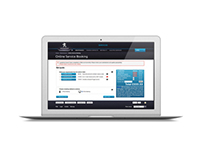 Peugeot - Online Service Booking 2009 - 2014