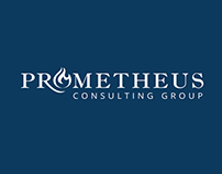 Prometheus Consulting Group - Brand Identity