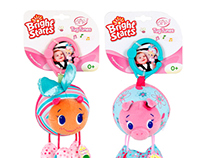 Pink Peg Toys Assortment