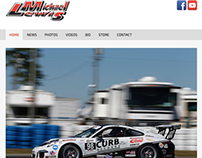 Michael Lewis Racing Website