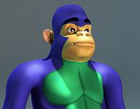 NSF 2014 Mascot - BAMBA