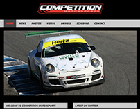 Competition Motorsports Racing Website