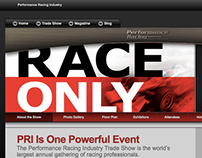 PRI Is One Powerful Event Page