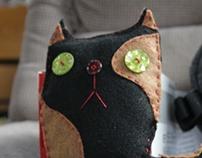 Plushy Cat