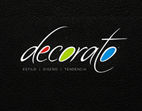 New Website + Rebrand + Ad (Decorato)