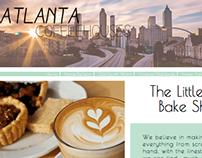 ATL Coffeehouses Website
