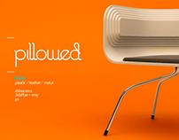 pillowed chair