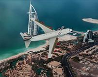 Dubai CG