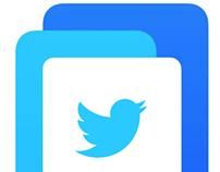 Facebook Paper Repurposed for Twitter