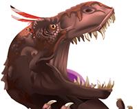 RAWR! Dinosaur Friends