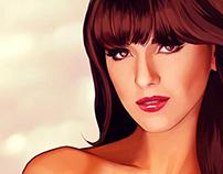 Digital Painting - Carol Dias