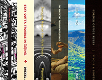 Book Cover Roundup (q4 2012)