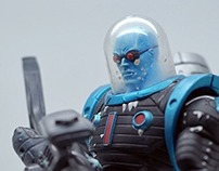 DC Superheroes -Mr Freeze