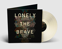 Lonely The Brave Album Artwork