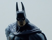 Mattel DC Batman Attack armor batman
