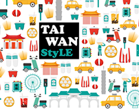 Taiwan StyLe icons