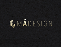Mǎ Design (Branding)