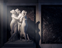 Museum of Fine Arts in Vienna (3D)