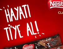 Nestle/Çikolatalı Gofret