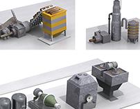 Paper industry-Industria del papel