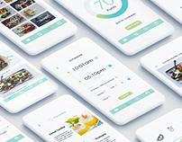 Organica Mobile App