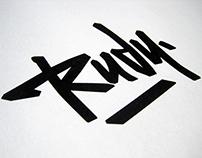 RUDY - logo