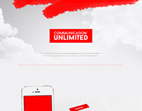 Communication Unlimited Identity Redesign
