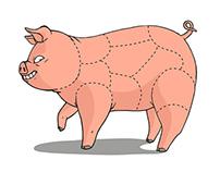 Fashion Pig
