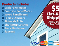 Windstorm Products Banners
