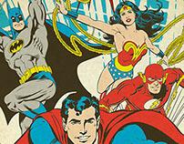 Sacola Presente - Super Herois