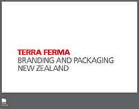 Terra Ferma - Branding and Packaging