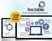 Sociable Keynote Template