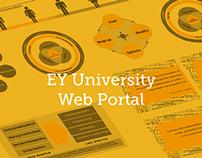 Ernst & Young University - Web Portal